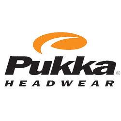 pukka headwear logo