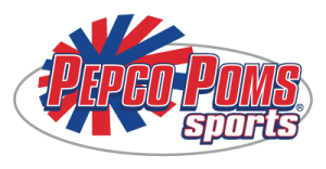 pepco poms sports logo